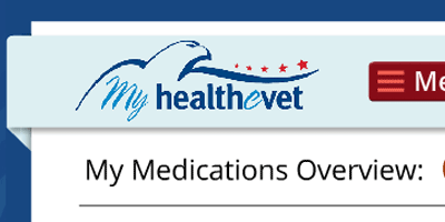 My HealtheVet  (Department of VA)